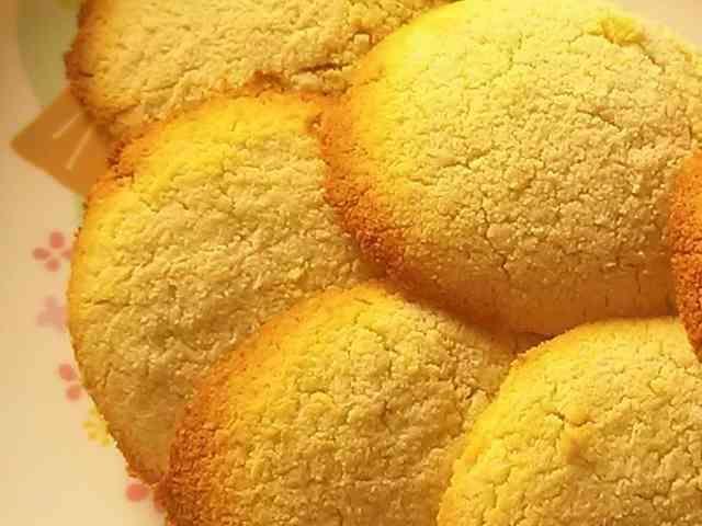 高野豆腐だけで ヘルシークッキー☆の画像
