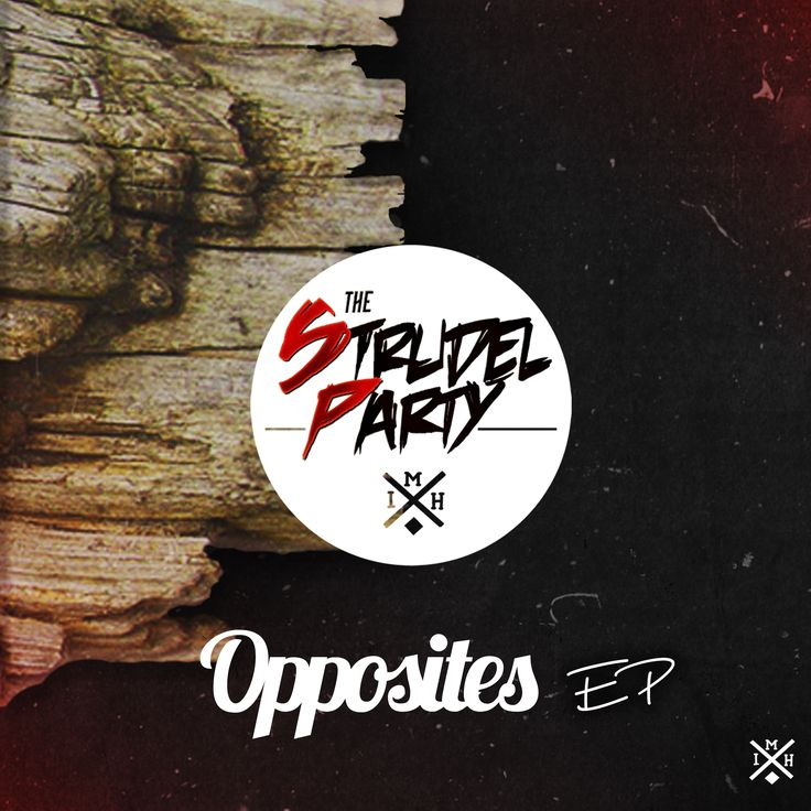 Opposites EP Cover Resized https://soundcloud.com/thestrudelparty/sets/opposites