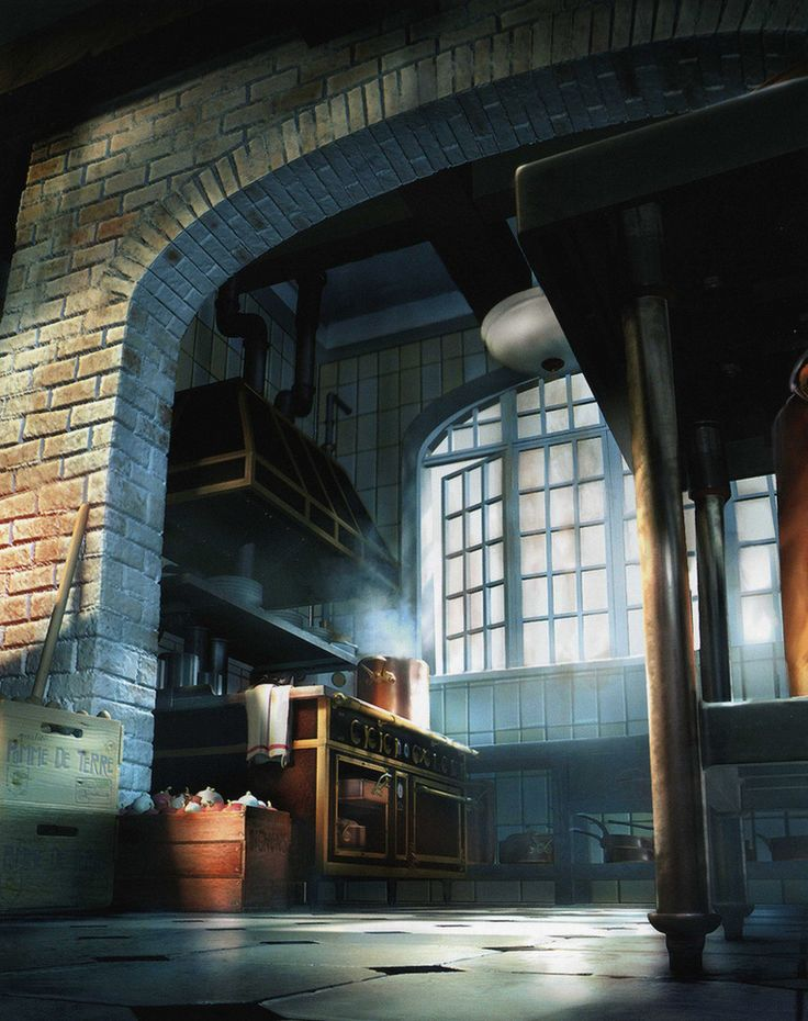 67 Pieces Of Stunning Pixar Concept Art
