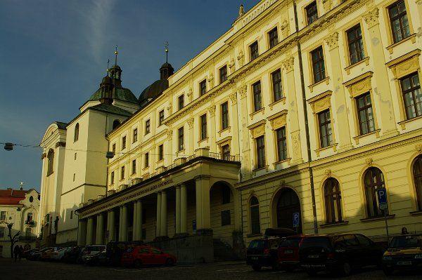 Česko: Olomouc: Michalské návrší
