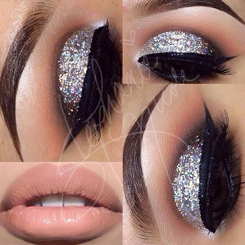 nude and glitter!!!