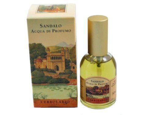 Sandalo (Sandalwood) Acqua di Profumo (Eau de Parfum) by L'Erbolario Lodi by L'Erbolario Lodi. $39.00. Sandalwood Acqua di Profumo (Eau de Parfum) by L'Erbolario Lodi is a proud and untamed scent, a small grain of seduction for those who like strong emotions, conquests and victory. Sandalwood Perfume tells of intensity and silence, with strong notes of generous, romantic and vital love. L'Erbolario Sandalwood Eau de Parfum is persistent, penetrating and intense, to be matc...