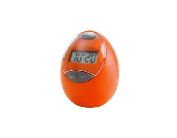 Elektroniczny minutnik, pomarańczowy