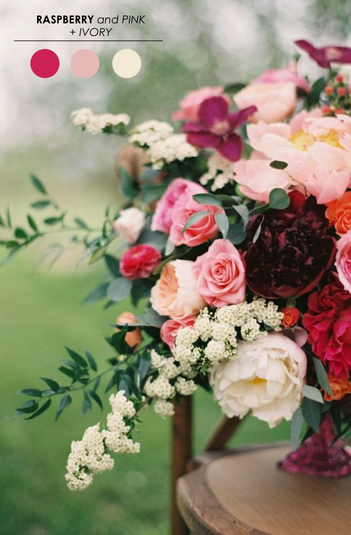 15 Wedding Color Palettes to Inspire Your Style - www.theperfectpalette.com - The Ultimate Wedding Color Blog