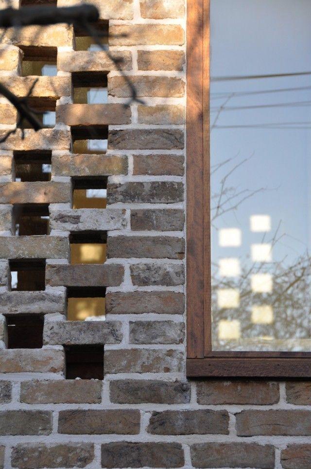 Grafton Architects > Waterloo Lane HIC ARQUITECTURA