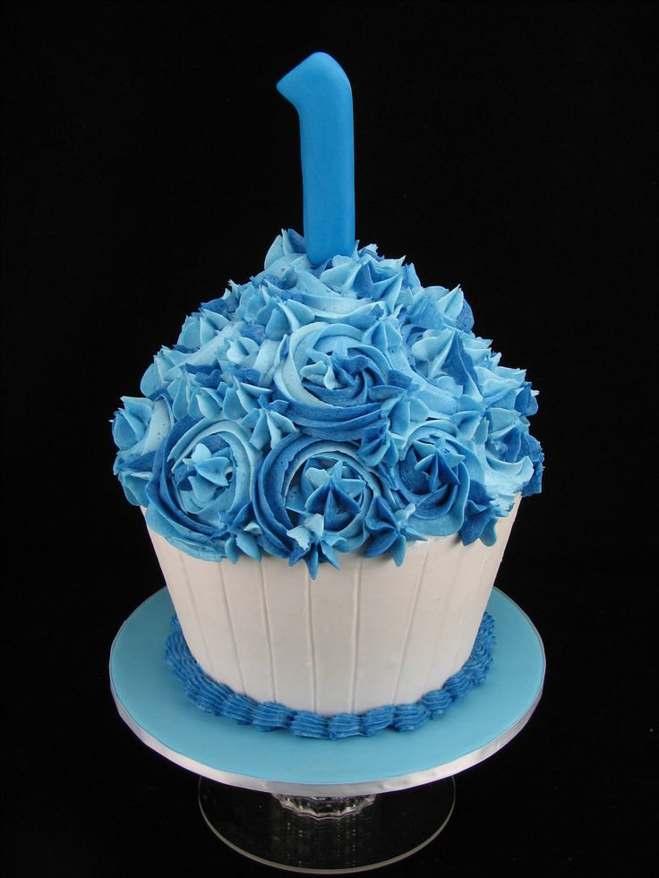 Vanilla cake smash cake