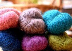John Arbon Exmoor sock yarn
