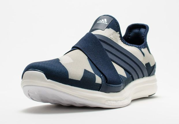 Another Slip-On adidas Boost Sneaker For You To Wear This Summer - SneakerNews.com