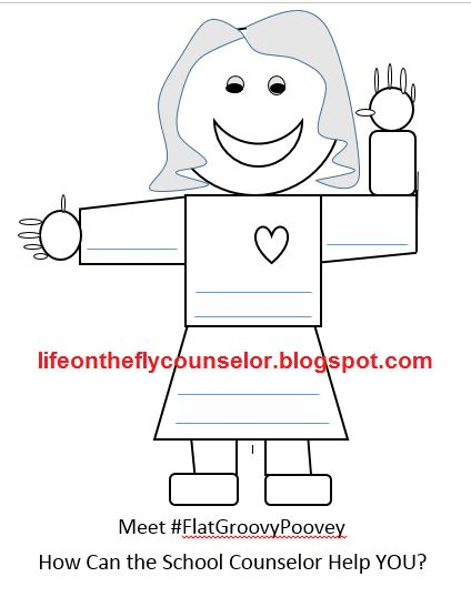 Intro to the School Counselor Worksheet Life on the Fly.... A School Counselor Blog: Summer Lovin'