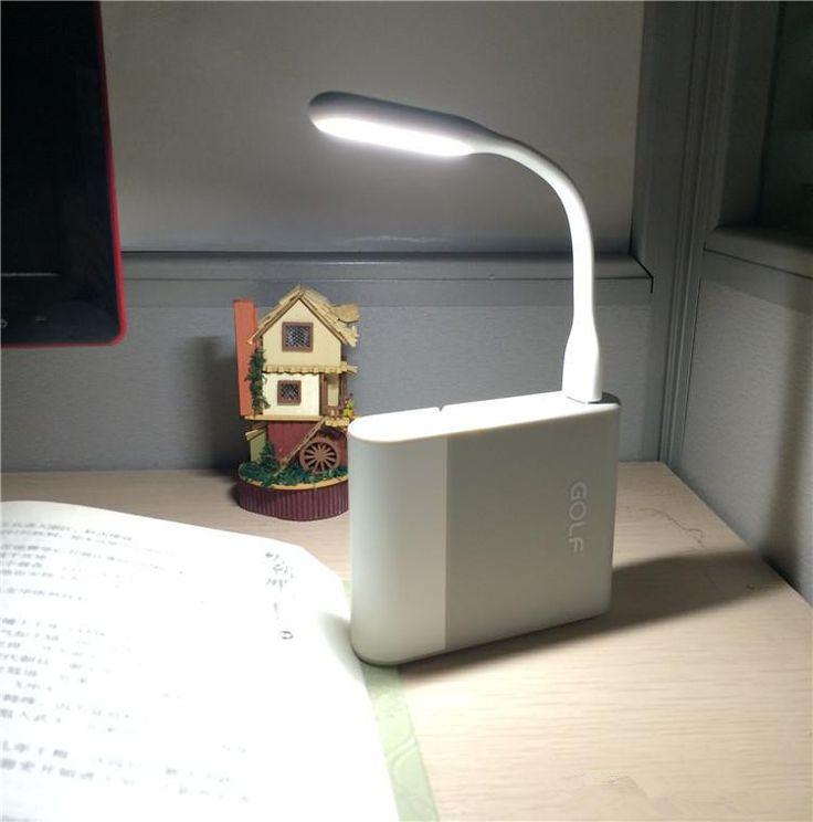 Из светодиодов USB из светодиодов гаджет портативный сгибаемыми мини-лампы питание от порта USB штекер спорта на открытом воздухе мягкая из светодиодов с розничной упаковке