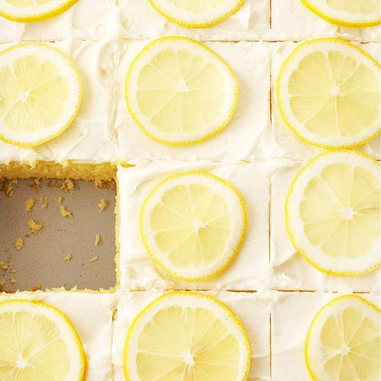 Yummy! Our Lemonade Cake is a huge hit in our offices! More
