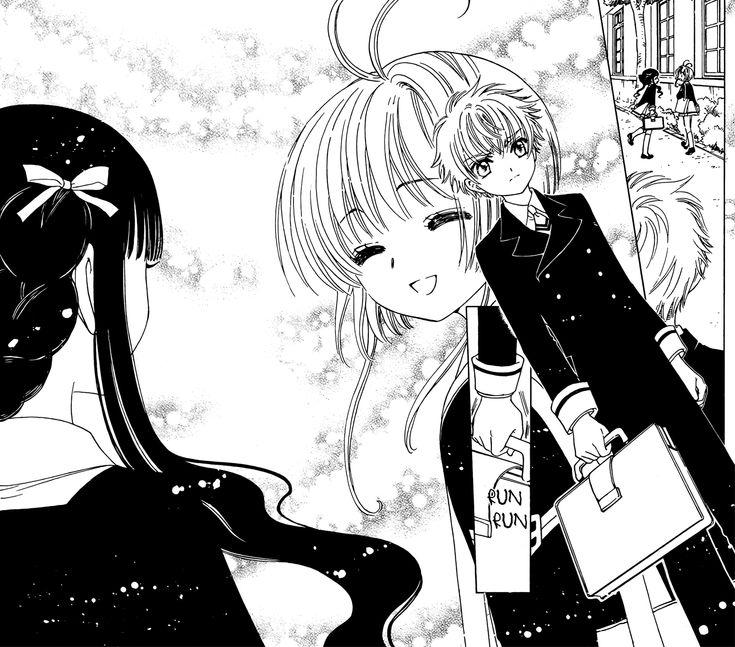 Mejores 36 imágenes de Sakura2 en Pinterest | Cardcaptor sakura ...