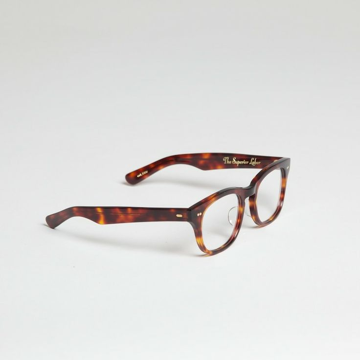 The Superior Labor Glasses - Brown