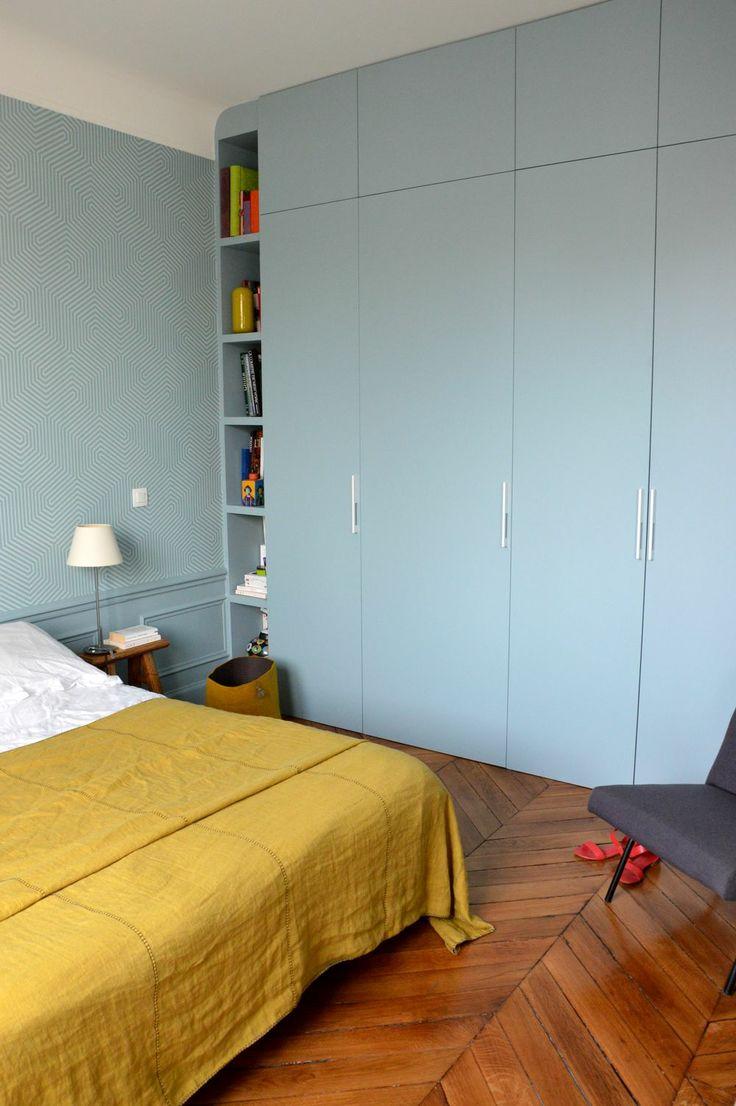 Best 25 light blue bedrooms ideas on pinterest light for Decor mural xxl 4 murs
