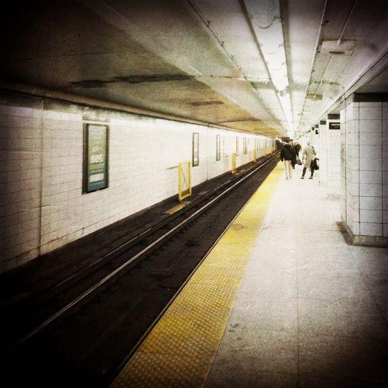Subway - #1day12pics