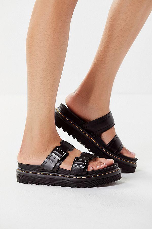 platform sandals doc marten