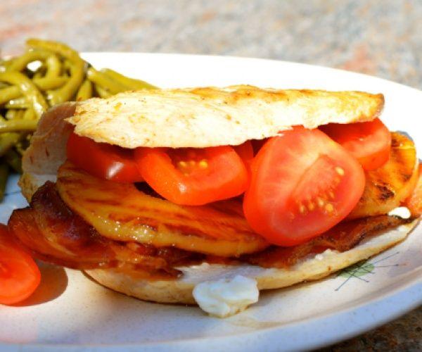 Hawaiian Chickwich #TheCreativeCaveman