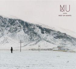 MU - NEST OF GIANTS album artwork. Photos by Carlotta Cardana. Photo shot in Iceland during the recording process of the album.  #jazz #andreabuzzi