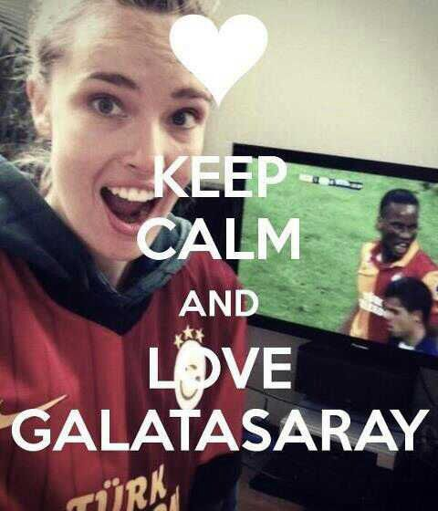 Keep Calm and Love Galatasaray