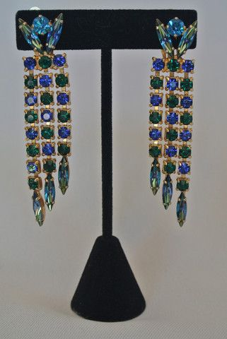 Carole Tanenbaum Earrings Pre loved designer items!! Love this website