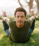Robert + Yoga = <3