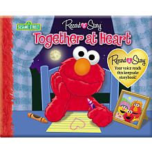 Record-A-Story Together at Heart
