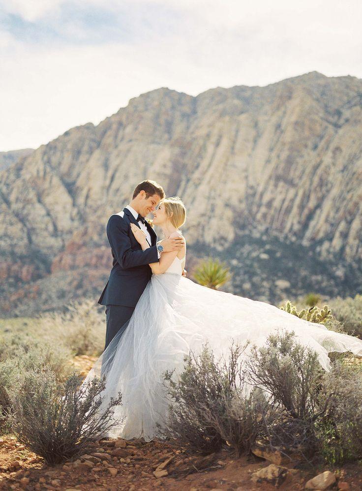 Spring Mountain Ranch Wedding Elopement Las Vegas Desert Elopements