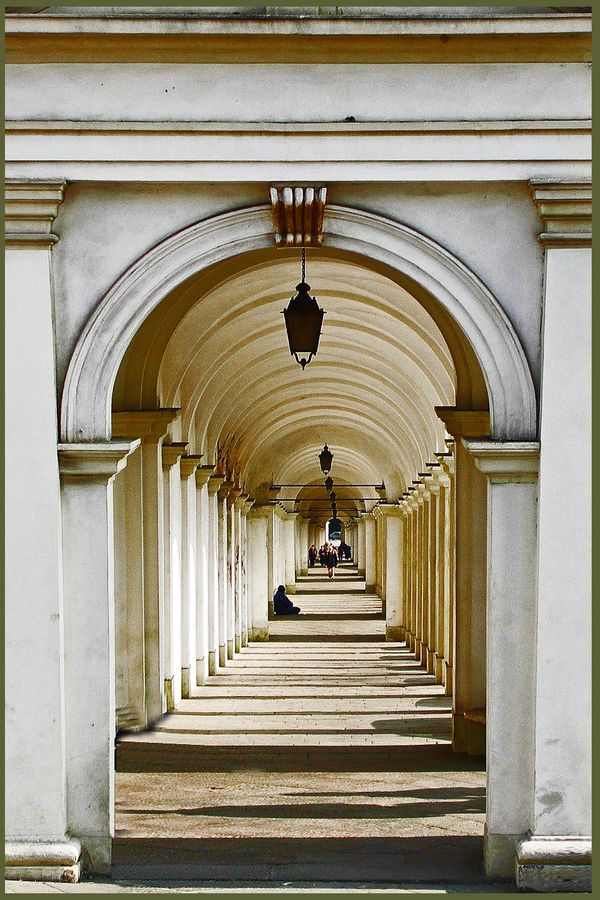Vicenza - colonnade of Mount Berico -   Alberto Laurenzi