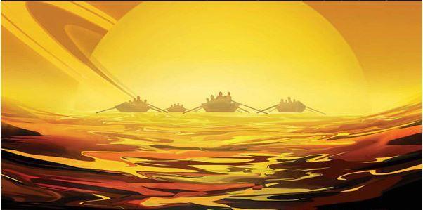 A Nasa criou recentemente alguns cartazes bem criativos mostrando como eles enxergam o futuro das viagens espaciais. Os cartazes são bem criativos, coloridos e passam uma visão bem legal do que talvez um dia aconteça. Imagine só passear por Titan em barcos, conhecer Júpiter, Venus ou fazer um passeio gravitacional ao redor do nosso planeta? …