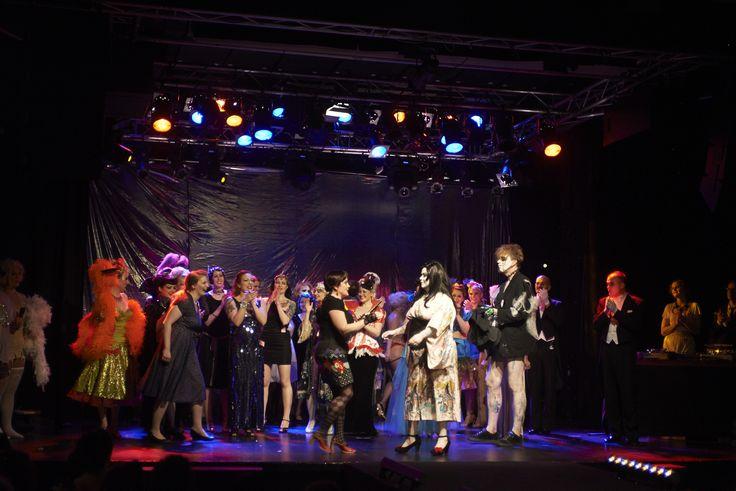 Curtain Call Helsinki Burlesque Festival 2013 / Photo Mikko Kaivos