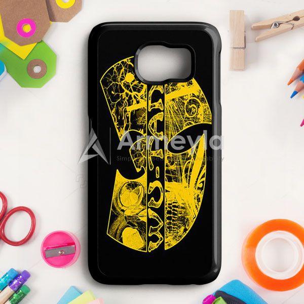 Wu Tang Clan Logo Woowshop Samsung Galaxy S6 Edge Plus Case   armeyla.com