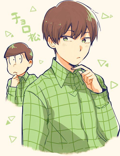 Osomatsu-san - Choromatsu, possibly the only sane one amongst them.