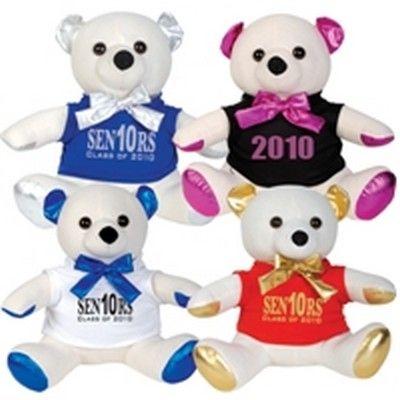 Razzle Dazzle Signature Calico Bear Min 50 - PROMOSXCHANGE offers a range of plush toys, temporary tattoos and other interesting Aussie gifts, Australian Gifts, Australia merchandise. Call 1800 PROMOS (776 667) - GO-1070051s - Best Value Promotional items including Promotional Merchandise, Printed T shirts, Promotional Mugs, Promotional Clothing and Corporate Gifts from PROMOSXCHAGE - Melbourne, Sydney, Brisbane - Call 1800 PROMOS (776 667)