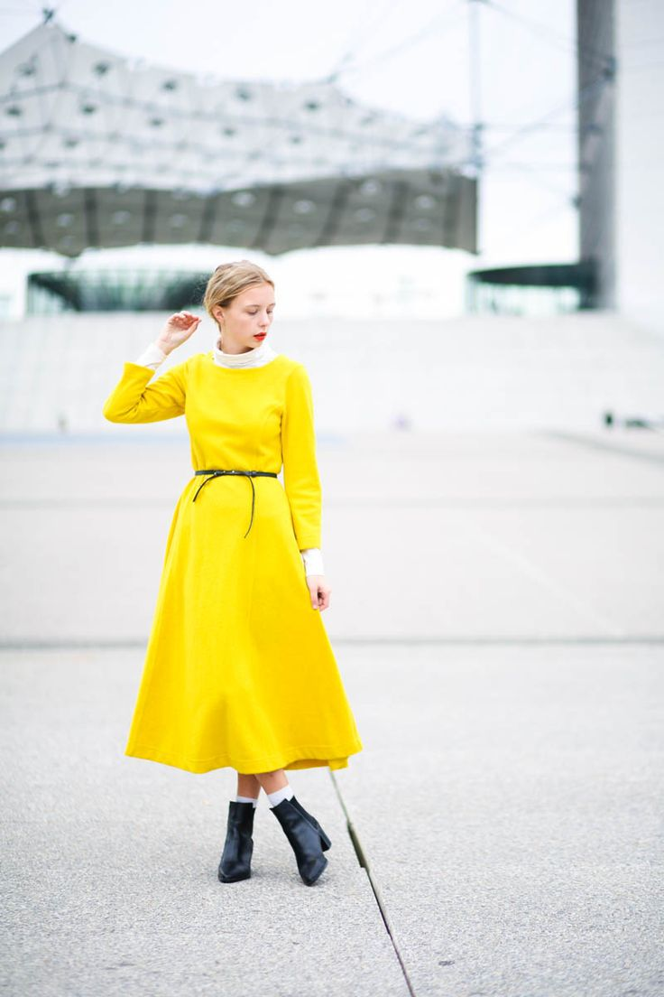 Long sleeve dress love <3 http://bit.ly/20i4m4I