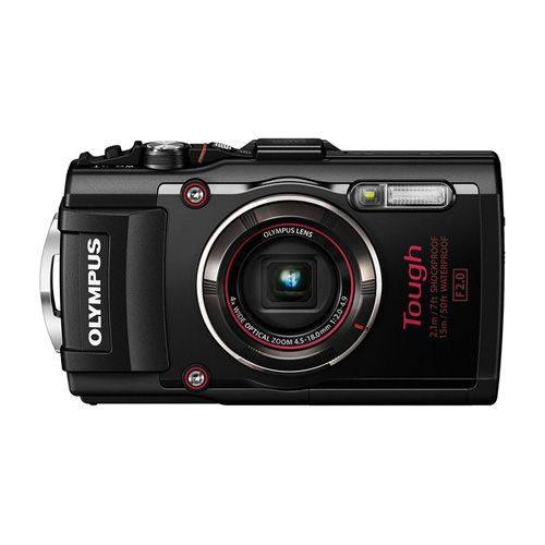 Olympus Stylus Tough TG-4 Compact Camera | Digital Camera Warehouse