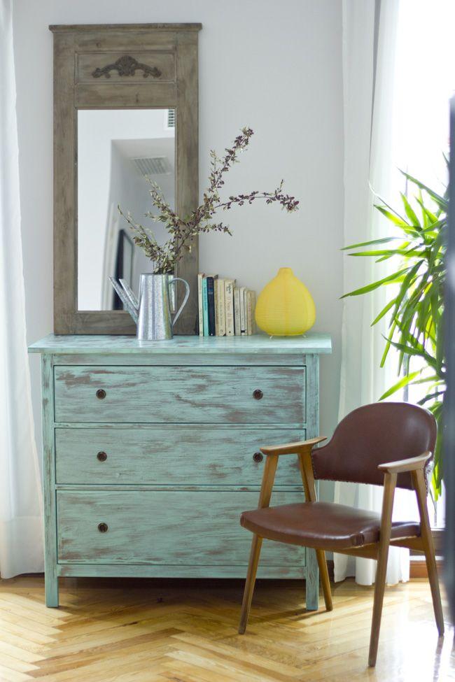 17 mejores ideas sobre espejos de pared en pinterest for Comoda con espejo ikea