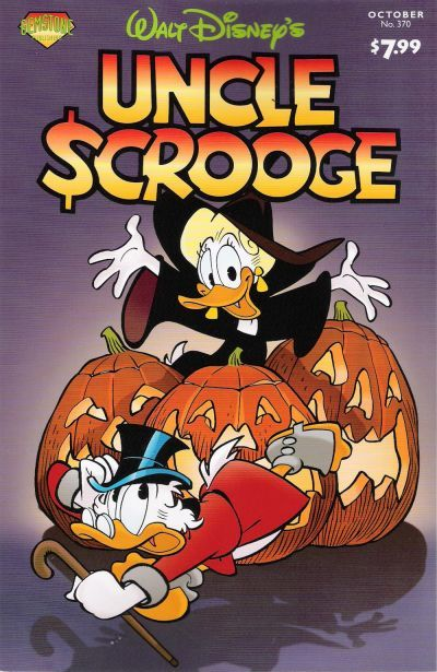 Walt Disney's Uncle Scrooge #370