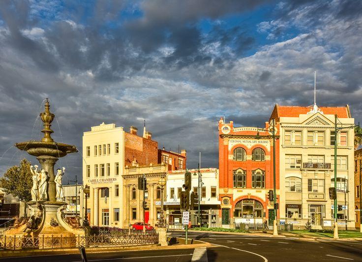 RoyalAuto July16. 10 things to love about Bendigo. Bendigo Historic Buildings. Photos: Anne Morley. #royalauto #bendigo #historic #historicbuildings #architecture #bendigohistoricbuildings