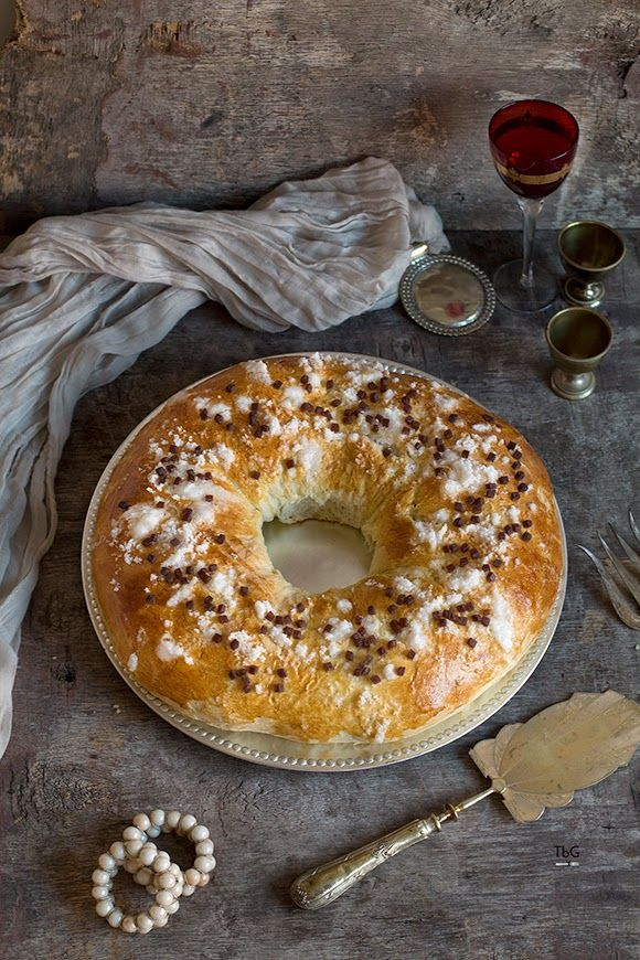 Roscón de Reyes para desayunar. La mejor receta. To be Gourmet | Recetas de cocina, gastronomía y restaurantes.