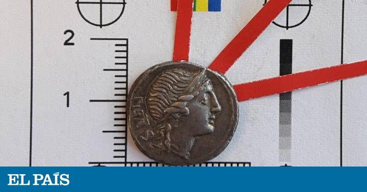 La derrota de Aníbal y el auge de Roma están escritos en plata hispana  Un análisis geoquímico muestra que las monedas romanas tras la caída de Cartago procedían de Iberia