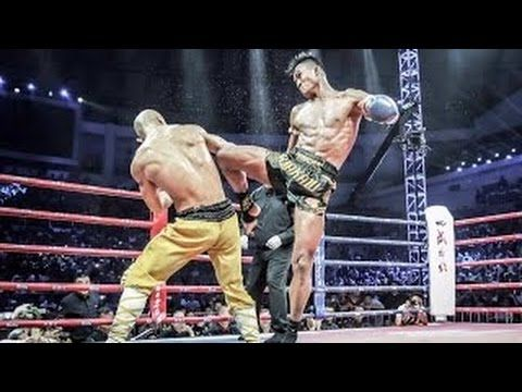 What happens when a SHAOLIN MONK meets MMA FIGHTERS - YouTube