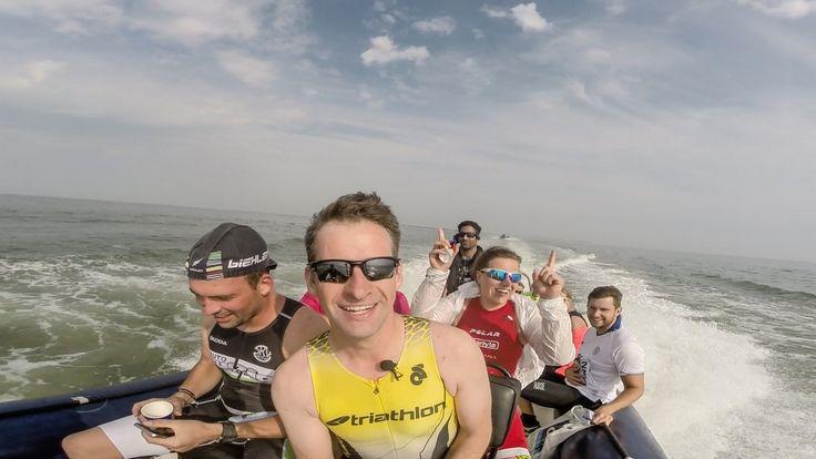 Die Red Bull Tri Islands verbinden die Inseln Amrum, Föhr und Sylt in einem spektakulären Triathlon-Wettkampf. Frank Wechsel hat das Rennen von innen heraus fotografiert.