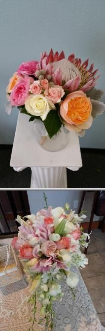 This company has artistic and skilled floral designers who provide customized solutions. They offer wedding floral designing, local flower delivery, unique flower arrangements and floral setup services. Click to learn more.