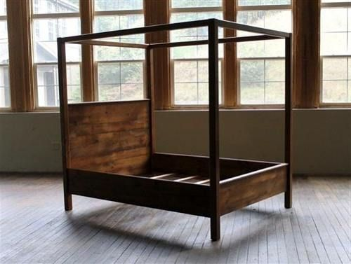 best 25 full size canopy bed ideas on pinterest full canopy bed king size canopy bed and. Black Bedroom Furniture Sets. Home Design Ideas