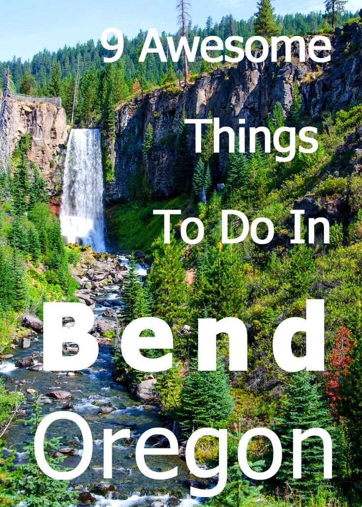 9 awesome things to do in bend oregon bend oregon for Where to go in oregon