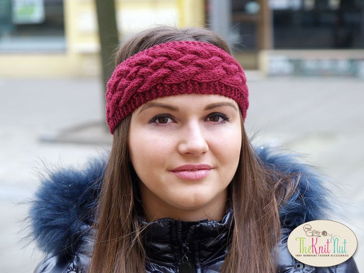 → Knitted Winter #Headband, Winter Ear Warmer, Knitted Ear Warmer, #Chunky... High quality http://etsy.me/2gwbUQK