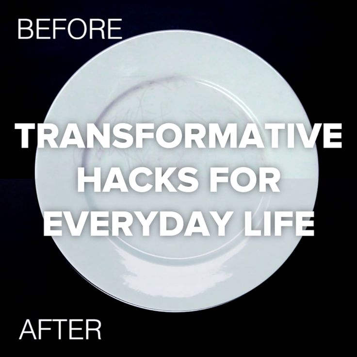 Transformative Hacks For Everyday Life #hacks #DIY #cleaning #kitchen #cosmetics