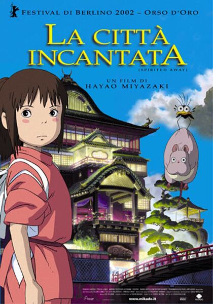 La città incantata - Hayao Miyazaki