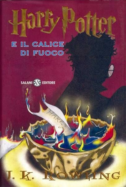 Harry Potter e il calice di fuoco_J.K. Rowling