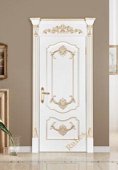 """Дверь """"Сорренто"""" в отделке """"нежно-белая эмаль"""" #межкомнатные #двери #интерьер #рулес #interior #door"""